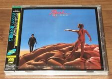 SEALED! Japan PROMO issue CD RUSH Geddy Lee OBI more listed HEMISPHERES remaster