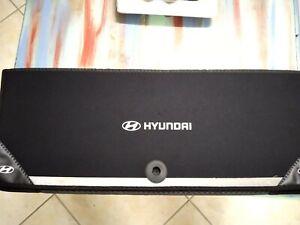 Hyundai Boot Lip liner