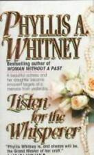 Phyllis A Whitney / Listen for the Whisperer 1987 Romance Mass Market