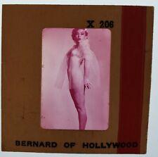 Vintage 50's Bernard of Hollywood 35mm Slides. Number X 206