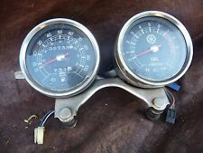 Gauges instruments speedometer SR400 Yamaha 14 15 single #H20