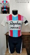 Cycling Suit Short Sleeve Padded Shorts Rapha Sram Focus *No Tags Attached* Sm