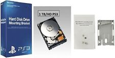 HARD DISK PER SONY PS3 SUPERSLIM: CADDY ORIGINALE SONY +HARD DISK 1000 GB / 1-TB