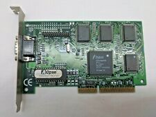 Trident 3DImage975 9750 39-T9750AGP Rev. C 4MB AGP Video Card TESTED, VINTAGE