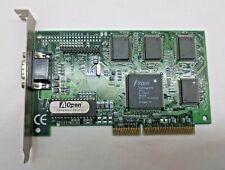 New listing Trident 3Dimage975 9750 39-T9750Agp Rev. C 4Mb Agp Video Card Tested, Vintage