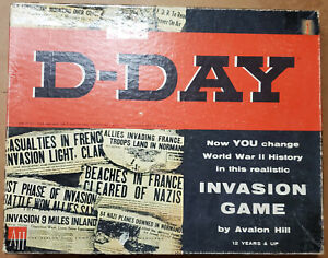 AH D-Day wargame