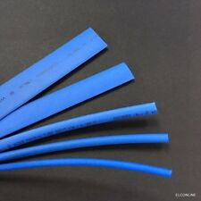 BLUE Heat Shrinkable Tubing 2:1 600V Assort Size 2.5-15mm Total 5M 16FT #USgtc