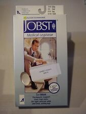 Jobst Medical Legwear Firm Compression 15-20 mmHg Knee White Small 115008