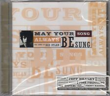 """MAY YOUR SONG ALWAYS BE SUNG - THE SONGS OF """"BOB DYLAN"""" / CD - NEU"""