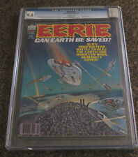 EERIE 110 Warren Publishing CGC 9.2 NM- NEAR MINT