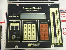 GEMCO QUIK-SET III PROGRAMMABLE LIMIT SWITCH 1989 SERIES P.L.S. (key included)