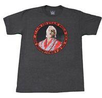 Ric Flair WWF T-Shirt Mens Limousine Ridin Jet Flyin Kiss Stealin New Tee WWE