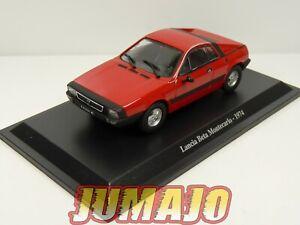 IT54 Voiture 1/43 HACHETTE LANCIA : Lancia Beta Montecarlo - 1974