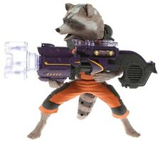 Hasbro Guardianes De La Galaxy Grande Blastin' Rocket Raccoon-Sonidos Y Frases!