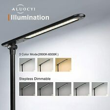Dimmable LED Desk Lamp Touch with USB Charging Port 5...
