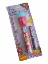 Dora the explorer Torch Kids Play Toy Game + Batteries!!