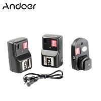 Andoer 16 Channels Radio Wireless Remote Speedlite Flash Trigger Universal