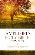 Amplified Bible-Am-Compact: Captures the Full Meaning Behind the Original Greek