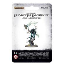 Nighthaunt Liekoron The Executioner Games Workshop Warhammer Age of Sigmar Death