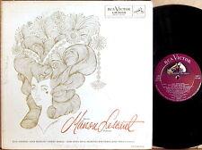 RCA SHADED DOG 1s/1s Puccini MANON LESCAUT Perlea MERRILL BJOERLING LM-2059 A1