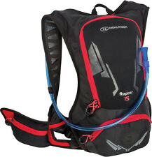 RAPTOR 15 LITRE Hiking/Cycling Hydration Pack Backpack With 2L Water Bladder