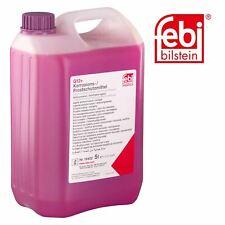febi 19402  Antifreeze agent G12+ Violet 5 Litre (Concentrate) For VW G012A8FA1