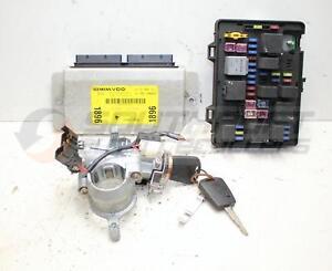 GEN 2 1.6L AUTO ENGINE ECU KIT P/N# PW11896, 10/04-03/09 *32664*