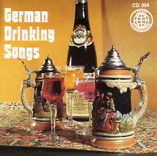 German Drinking Songs 2009 by Munich Meistersingers *NO CASE DISC ONLY*