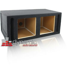"KICKER Solobaric L3 / L5 / L7 Subwoofer 12"" MDF Box Ported Subwoofers Dual Subs"