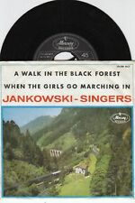 JANKOWSKI SINGERS A Walk In The Black Forest 45/GER/PIC