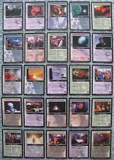 Babylon 5 CCG The Shadows Rare Cards Part 1/4 (A - Ga)