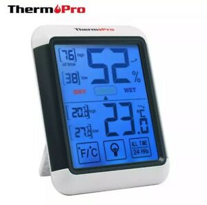 ThermoPro TP55 Digital Thermo-hygrometer, Indoor Humidity & Temp Monitor