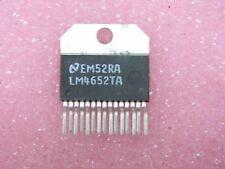 ci LM 4652 TA - ic LM4652TA