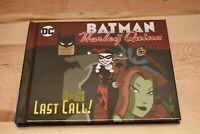 Batman and Harley Quinn LAST CALL! Rare Exclusive Small 96 Page Graphic Novel J4
