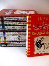 Lot of 11 Diary of Wimpy Kid FREE SHIP Kinney Books 1-11 Series humor Mixed