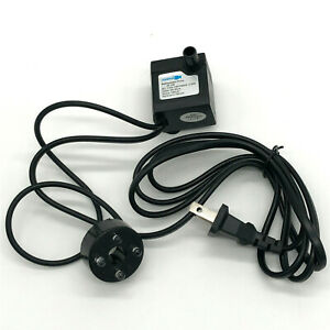 Submersible Fountain Water Pump With LED Light Ring Model Jingnuo JK-180