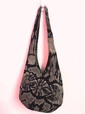 Tie Dye Shoulder Bag Medium Purse Tote Cross body Hobo Boho Hippie Cotton B800