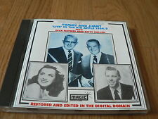 The Dorsey Brothers - Live in the Big Apple 1954 1955 - CD Magic - 1990