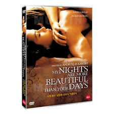 My Night Is More Beautiful Than Your Day (1989) DVD - Sophie Marceau (*New)