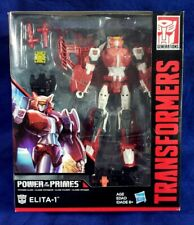 ELITA-1 Transformers Power of the Primes Voyager Class NEW
