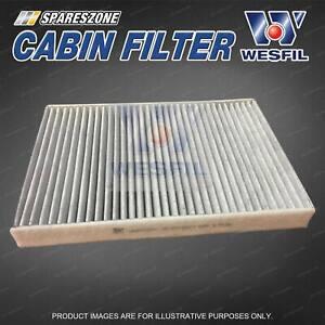 Wesfil Cabin Filter for Audi A4 A5 Q5 Q7 S5 B9 F5 8R 4M 4Cyl 1.4L 2.0L 3.0L