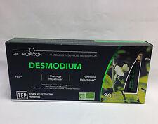 Ampoules Desmodium Diet Horizon - 20 Apmoules
