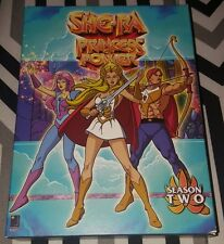 She-Ra: Princess of Power - Season 2 (DVD, 2007, 6-Disc Set)
