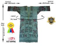 Vintage Suzani Jacket Uzbek Original Hand Embroidery Robe Dress SALE WAS $169.00