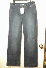 Cabi Jeans Size 6 Spontaneous 394 Blue Trousers Denim Jeans Straight Leg