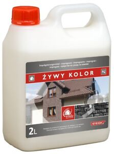 STEGU VIVID COLOUR (ŻYWY COLOR) sealant for stone, tiles, brick slips 2L