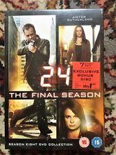 24 season 8 ~ The Final Season ~ Brand New and Sealed