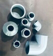 PVC Socket 20mm,25,32,40,50mm T-socket,elbow,angle, Adhesive Fittings