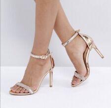 Aldo Ankle Strap Heel