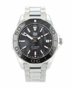 Womens - Tag Heuer Aquaracer Pre Owned Watch Ref WAY131K